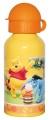 "Kindertrinkflasche Alu 0,4 l gelb  ""Winnie Puuh"""