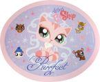 """Tischset  oval 40x33 cm """"Littlest PetShop"""""""