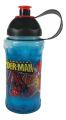 """Trinkflasche Freeze """"Spiderman"""" 250 ml.  Hält Getränke kalt, bruchsicher"""