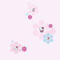 Tapete Hello Kitty Fashion Sparpreis günstig