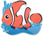 """Dekorative Hakenleiste aus Schaumstoff mit 2 Haken """"Finding Nemo"""""""