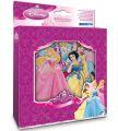 """10 Motiv-Figuren in der Geschenkbox , aus Schaumstoff  """"Disney Prinzessinnen"""""""