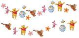 "Wandfiguren Mini 24-tlg. Schaumstoff  ""Winnie Puuh"""