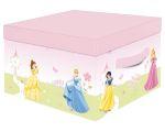Aufbewahrungsbox mit Deckel Disney Prinzessinnen  33 cm x 28 cm  - 20 cm hoch
