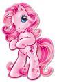Wandfigur groß 44 cm My little Pony