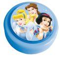 """Kleines Pushlight Nachtlicht  """"Disney Prinzessinnen""""  für Batteriebetrieb"""
