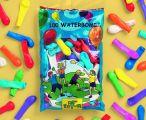 Wasserbomben Ballons bunt gemixt  100 Stück